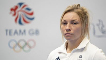 Lauren Price takes inspiration from medal-winning friend in bid for boxing glory