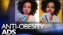 Anti-obesity advertisements stirring up controversy