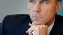 Canada minister eyes pension funds for Kinder Morgan project