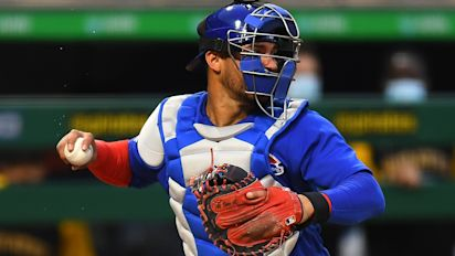 Did Cubs catcher tattle on his own team?