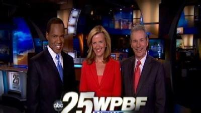 Monday On WPBF 25 News At 11