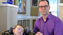 After son's rare disease diagnosis, father finds hope through film festival