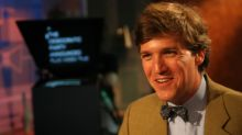 Column: Did Tucker Carlson apologize for his head writer's racist, sexist and homophobic posts? Of course not