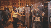 Crips, bloods and cops on Baltimore city streets