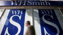 WH Smith chief Clarke steps down, shares fall