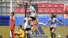 Deutschland - China 1:0: DFB-Mädels mühen sich zum Auftaktsieg