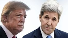 Kerry slams Trump's 'strange,' 'disgraceful' NATO performance