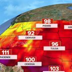 Heat wave impacting 200 million Americans
