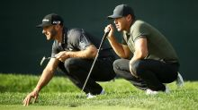 Dustin Johnson Finds Himself in Brook Koepka's Shadow at a Major Once Again