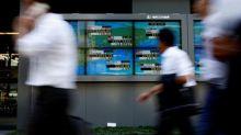 U.S. dollar, Wall St. fall with tax overhaul in focus