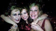 Thalía, Laura Zapata y su eterna lucha entre hermanas