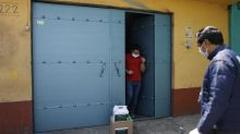 Mexico City seeks to help home-bound, homeless in pandemic