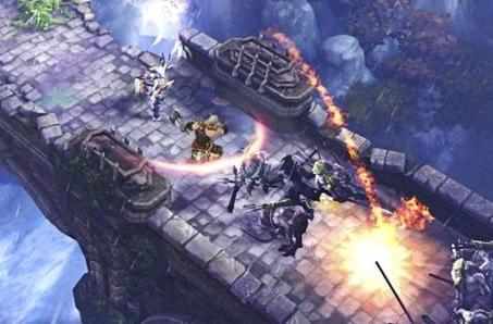 Diablo III starts console digital downloads