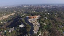 Drone Captures the Sheer, Ridiculous Size of the Soon-To-Be 'Most Expensive' House