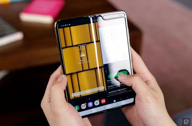 Samsung will reportedly make the next Galaxy Fold more affordable