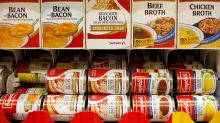 Campbell Soup organic sales fall as customer dispute continues