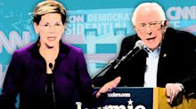Sparks will fly when Sanders and Warren face off at debate