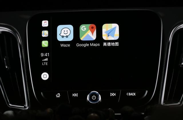 Waze navigation is now available on Apple CarPlay