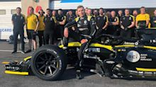 Pirelli completes first 18-inch tyre test
