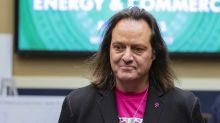 T-Mobile Stock Wavers As CEO Legere Leaves, COO Sievert To Take Over