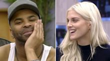 Celebrity Big Brother: Ginuwine and Ashley caught 'secretly' holding hands