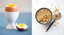 減肥餐單必備!助你度過減肥時期的14 種飽肚感食物