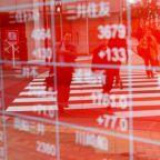 Asia stocks slip, oil near six-month peak as U.S. prepares to tighten Iran sanctions