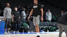 Basket - NBA - NBA: des sponsors sur les tenues d'entraînement des joueurs?