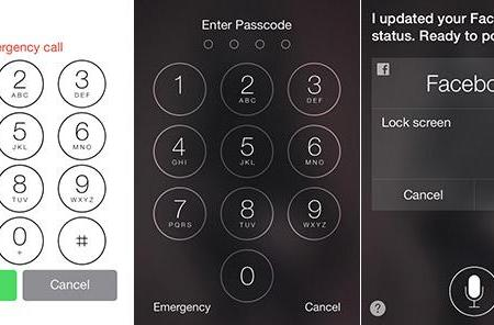 iOS 7 bug lets you call any number from a locked homescreen (video)
