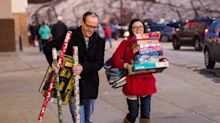 Holiday shoppers are feeling generous this year, retail sales are poised for big gains
