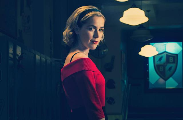 Netflix will drop a 'Chilling Adventures of Sabrina' holiday episode