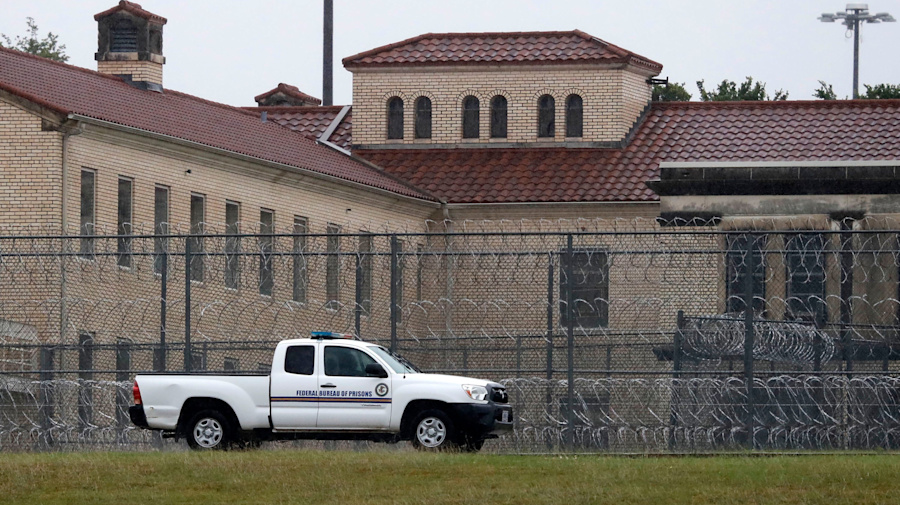 Federal prisons under lockdown during protests