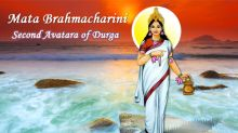 Second Day of Navratri - Worshiping Goddess Brahmacharini