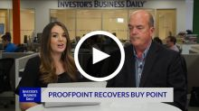 Proofpoint Recovers Buy Point