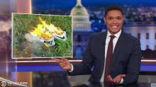 Trevor Noah To Boycotters: 'You Realize Nike Already Has Your Money, Right?'