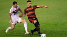 Daniel Paulista lamenta novo erro defensivo do Sport