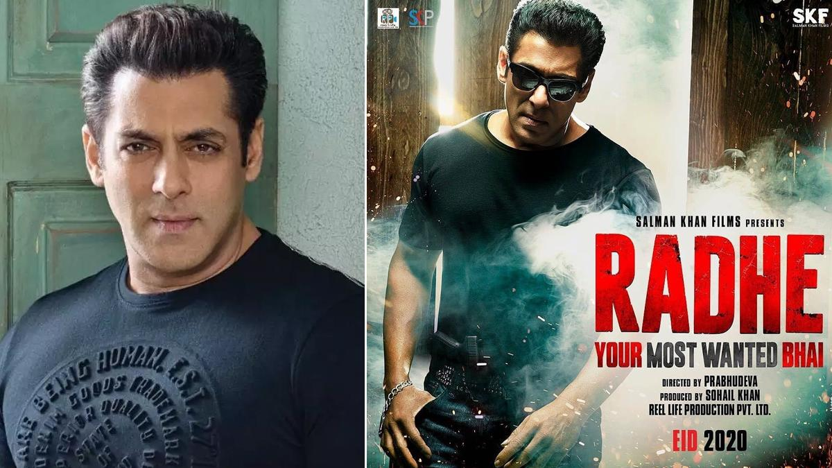 Radhe: Here's When and Where To Watch Salman Khan and Disha Patani's Eid  Release Online!