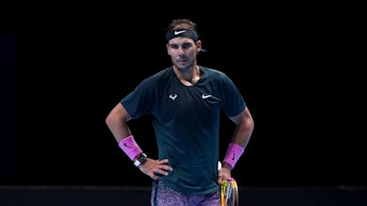 Novak Djokovic and Rafael Nadal both fall at semi-final stage in London
