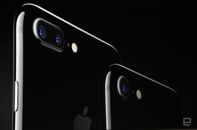 Apple warns the new jet-black iPhones are prone to scratches