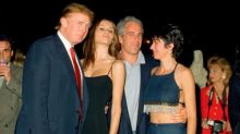 Fox News apologises for cropping Trump out of Epstein and Maxwell photo