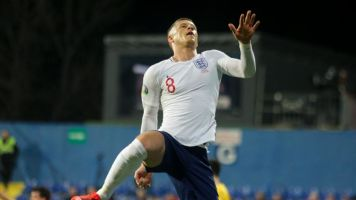 England's Ross Barkley would be 'gutted' to find out he took goal from Callum Hudson-Odoi in Montenegro