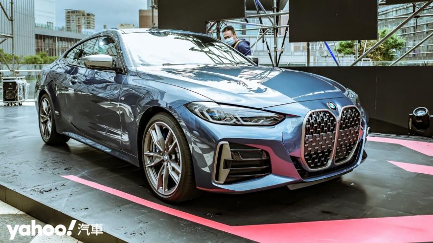 全集中呼吸法-肺之呼吸!2021 BMW 4-Series 236萬起登台上市! - 15
