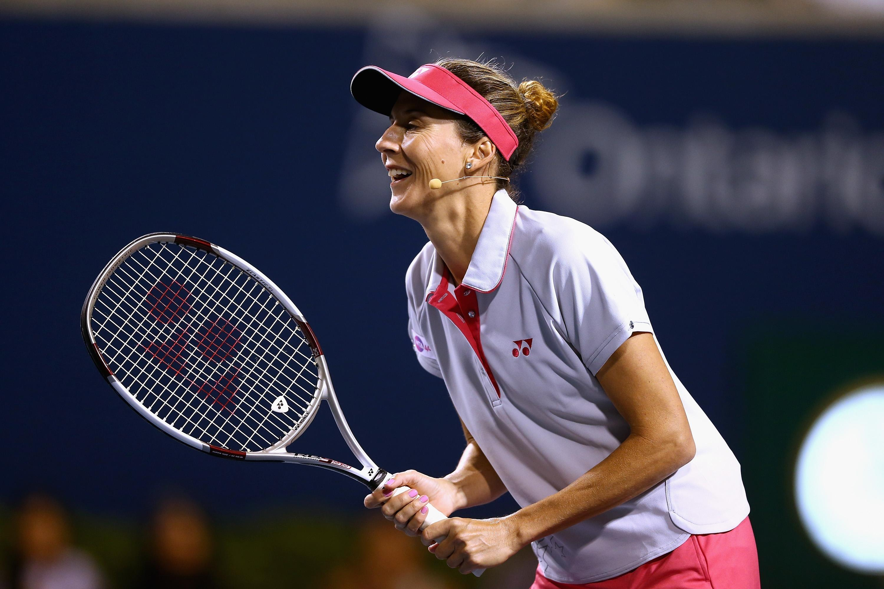 Monica Seles on her long battle with Binge Eating Disorder
