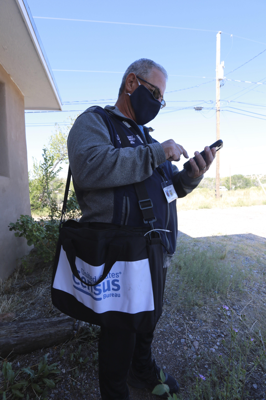 2020 Census New Mexico
