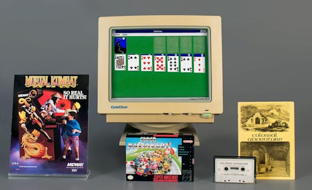 'Mortal Kombat' and 'Super Mario Kart' join the Video Game Hall of Fame
