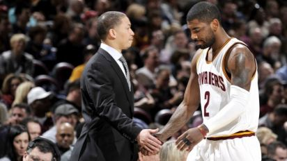 Report: Irving 'not talking to anyone' from Cavs