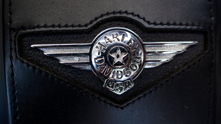 Harley Davidson's stock plummets after reporting a nearly 27% drop in profit last year