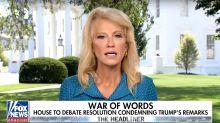 Kellyanne Conway Rejects Husband's Op-Ed Labeling Trump Racist