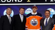 Edmonton Oilers have one good shot at the 2021 draft. Can Wright and Green score?