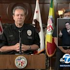 Many call for LAPD Chief to resign after 'blood on their hands' comment